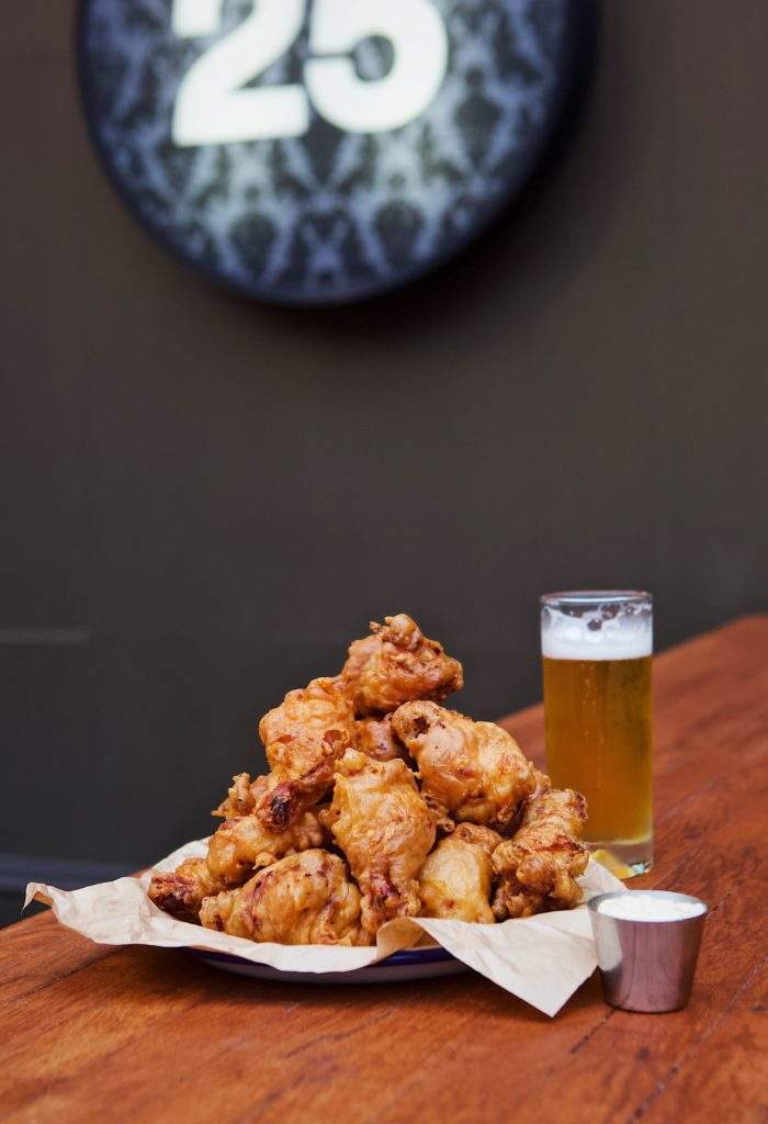 $1 Wings in Singapore | 25 Degrees Burgers in Singapore