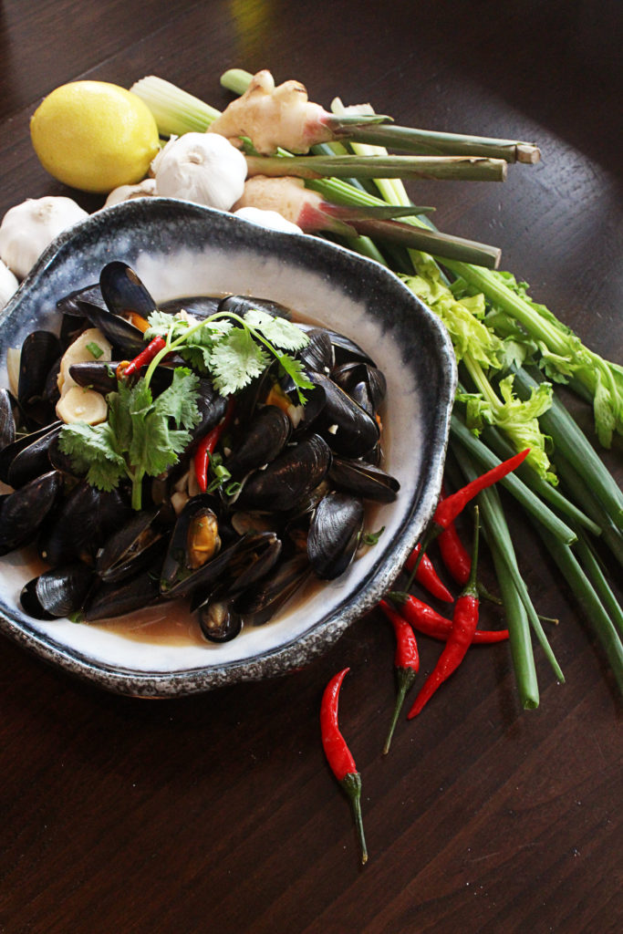 Bouchot French Mussels in Singapore | Ginett French Restaurant Singapore