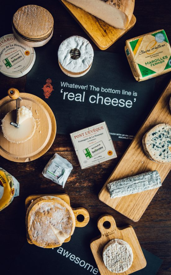 Let's Talk About AOC-labelled French Cheese