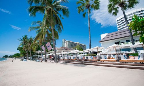 Sunday Brunch at Pattaya at the Beach Club in Pullman Pattaya Hotel G